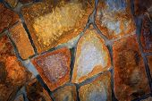 Nice abstract brickwork background