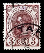 Romania 1893 King Carol I