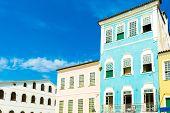 Pelourinho, the historic centre of Salvador, Brazil