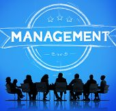 foto of role model  - Management Manager Trainer Director Role Model Concept - JPG