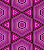 picture of lsd  - Seamless pattern with abstract motif like a kaleidoscope - JPG
