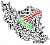picture of stagnation  - Expansion and recession in Iran - JPG