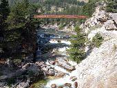 Natural Bridge Falls - Boulder River