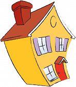 Bright Happy House