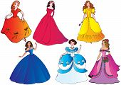Princess girls