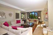 Lounge-Interieur