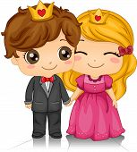 King And Queen Of Hearts