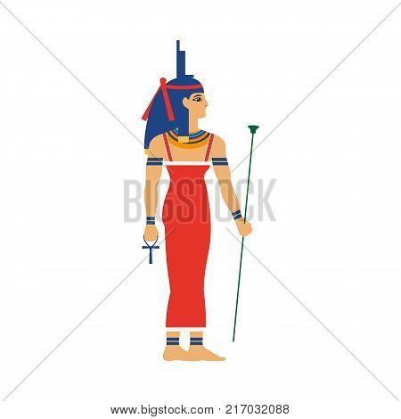 Isis ancient Egypt