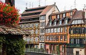 Little France La Petite France , A Historic Quarter Of The City Of Strasbourg In Eastern France poster