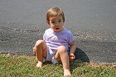 Baby Girl Dirt