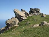 pic of oddities  - Crimean mountains  - JPG