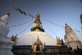bodhnath stupa in kathmandu