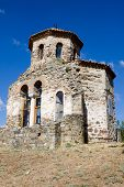 The Ruins Of Stara Pavlica Monastery In Serbia, Preserved Church. The Church Of Monastery Is Located poster