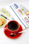 Diario de café, negocio