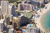 spanish holiday villas apartments at sea