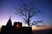 India, Rajasthan, Jaipur, the Sun Temple (Surya Mandir)