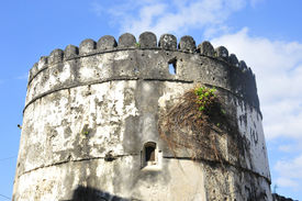 stock photo of slave-house  - The Old Fort  - JPG