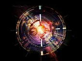 picture of time machine  - Clockwork Series - JPG