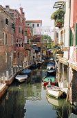 Residencial Canal em Veneza