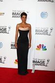 LOS ANGELES - FEB 1:  Halle Berry arrives at the 44th NAACP Image Awards at the Shrine Auditorium on