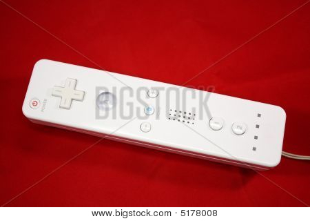 poster of Motion Controlled Gaming Controller