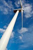 Detail Of Wind Turbine