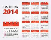 calendar 2014 new