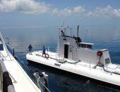 Queensland Semi-sub Docking