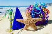 Birthday Decorations On The Beach