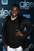 LOS ANGELES - MAR 18:  Alex Newell at the GLEE 100th Episode Party at Chateau Marmont on March 18, 2