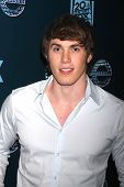 LOS ANGELES - MAR 18:  Blake Jenner at the GLEE 100th Episode Party at Chateau Marmont on March 18,
