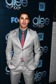 LOS ANGELES - MAR 18:  Darren Criss at the GLEE 100th Episode Party at Chateau Marmont on March 18,