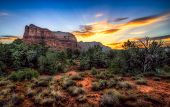 sedona Arizona At Sunrise