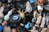 Chinese Ceramics and Pottery Jumble