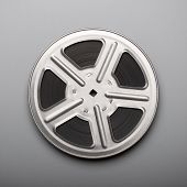 Motion picture film reel.