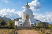World Peace Pagoda - Pokhara, Nepal