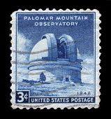 Palomar Mountain Observatory, San Diego County, California