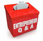 Entrepreneur Q & A Questions Answers Get Information Help
