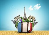 France, landmarks Paris