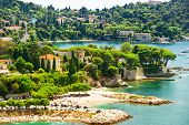 View Of Luxury Resort And Bay Of Villefranche