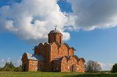 Transfiguration Church In Kovalyovo