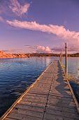 Willow Lake Sunset