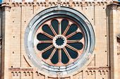 Basilica Of San Zeno Verona - Rose Window