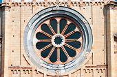 Basilica Of San Zeno Verona - Rose Window