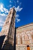Bell Tower Giotto - Florence Tuscany Italy