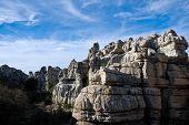 Torcal Rocks
