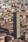The Prendiparte Tower, Bologna, Italy