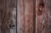 Vintage Quality Dark Wood