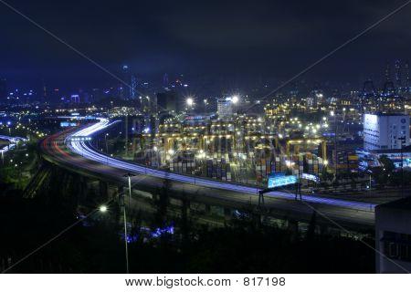 poster of Night City