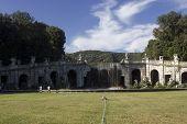 Caserta Royal Palace Garden